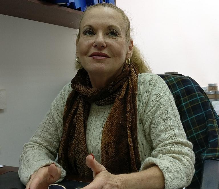 בתיה קאלו – מנהלת המרפאה בבאר שבע